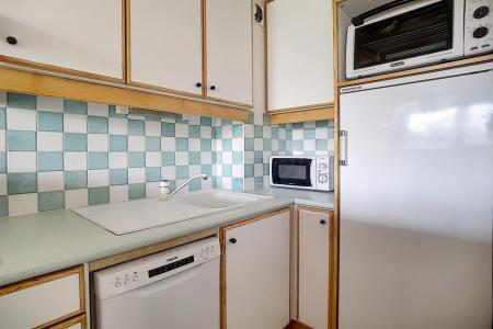 Vacances en montagne Appartement 3 pièces 6 personnes (607) - La Résidence Burons - Les Menuires - Kitchenette