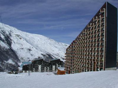 Location au ski La Résidence Caron - Les Menuires - Extérieur été