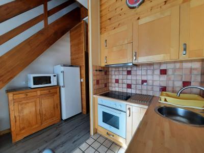 Vacances en montagne Appartement duplex 4 pièces 8 personnes (1518) - La Résidence Caron - Les Menuires