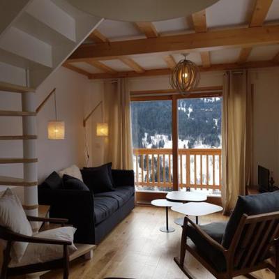 Vacances en montagne Appartement duplex 4 pièces 6 personnes (15) - La Résidence Chanrossa - Méribel