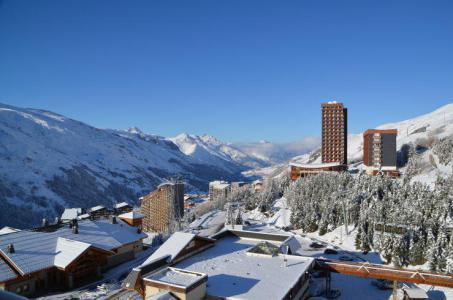 Vacances en montagne Studio 2 personnes (631) - La Résidence Chavière - Les Menuires