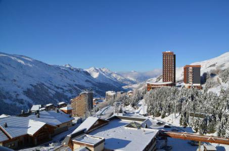 Vacances en montagne Studio 3 personnes (632) - La Résidence Chavière - Les Menuires