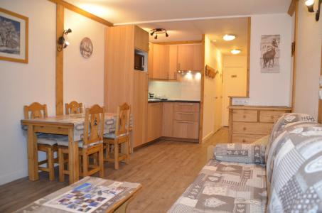 Vacances en montagne Appartement 2 pièces 5 personnes (413) - La Résidence Chavière - Les Menuires