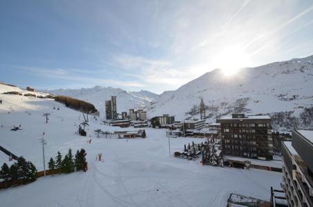 Vacances en montagne Studio 3 personnes (816) - La Résidence Chavière - Les Menuires