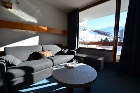 Vacances en montagne Appartement 2 pièces 4 personnes (223) - La Résidence Chavière - Les Menuires - Canapé
