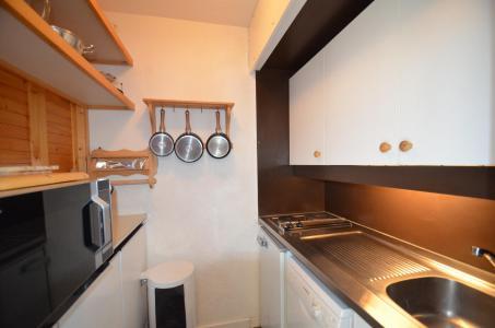 Vacances en montagne Appartement 2 pièces 4 personnes (223) - La Résidence Chavière - Les Menuires - Kitchenette
