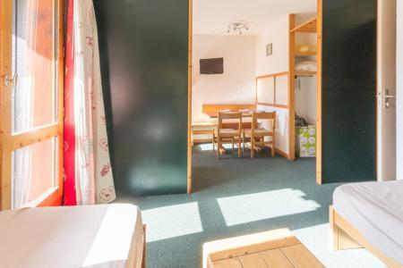 Holiday in mountain resort Studio 4 people (PEN23) - La Résidence des Pentes - Montchavin La Plagne
