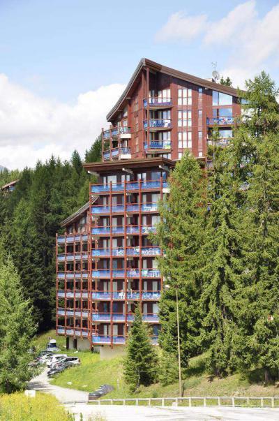 Location au ski La Résidence du Ruitor - Les Arcs - Extérieur été