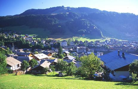Location au ski La Résidence du Téléphérique - Morzine - Extérieur été