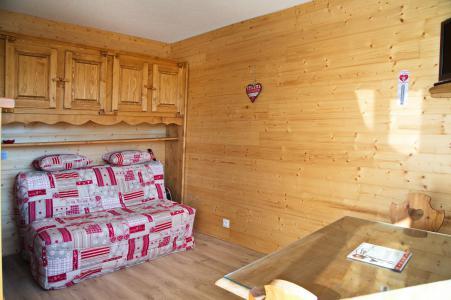Vacances en montagne Studio 2 personnes (029) - La Résidence Equerre - Montchavin La Plagne