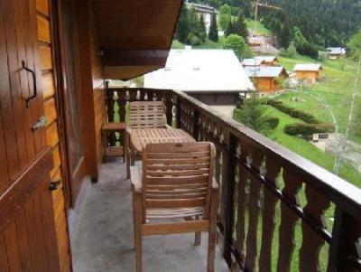 Location Chatel : La Residence Forsythia hiver