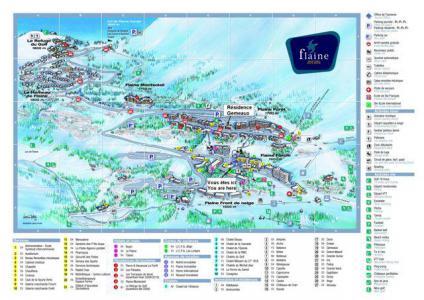 Vacances en montagne La Résidence Gémeaux - Flaine