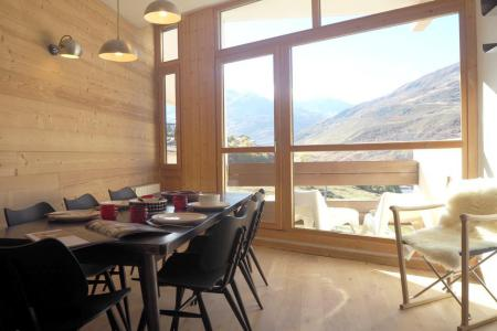 Holiday in mountain resort 4 room duplex apartment 8 people (806) - La Résidence Grande Masse - Les Menuires