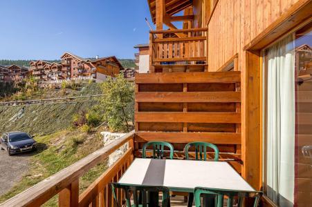 Vacances en montagne La Résidence Hameau des Ecrins - Puy-Saint-Vincent - Balcon