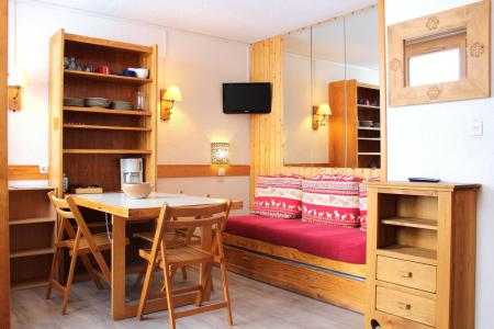 Holiday in mountain resort Studio 4 people (206) - La Résidence Hameaux 2 - La Plagne