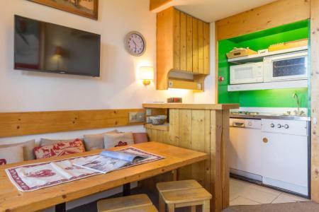 Holiday in mountain resort 2 room mezzanine apartment 6 people (415) - La Résidence l'Archeboc - Les Arcs