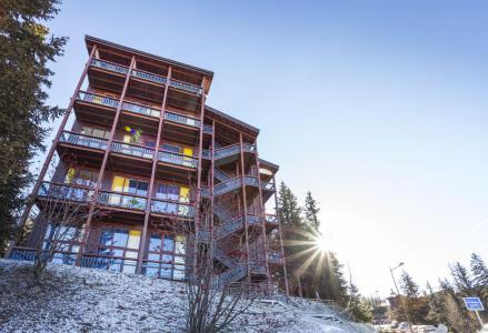 Holiday in mountain resort La Résidence l'Archeboc - Les Arcs