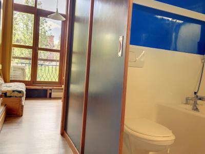 Holiday in mountain resort Studio mezzanine 4 people (335) - La Résidence l'Archeboc - Les Arcs - Kitchenette