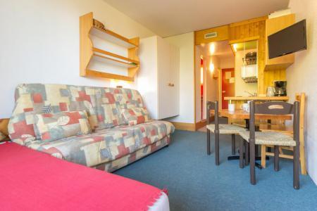 Holiday in mountain resort Studio sleeping corner 4 people (400) - La Résidence l'Armoise - Les Arcs