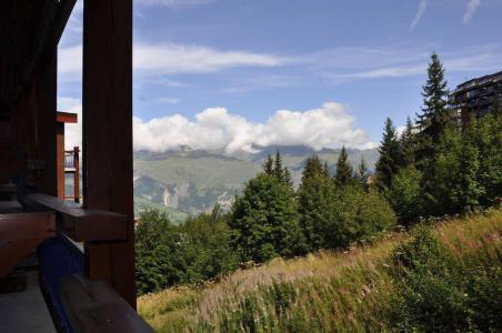 Holiday in mountain resort Studio 4 people (510) - La Résidence l'Armoise - Les Arcs