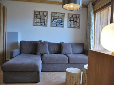 Holiday in mountain resort 3 room apartment 7 people (11B) - La Résidence l'Iseran - Les Arcs - Settee