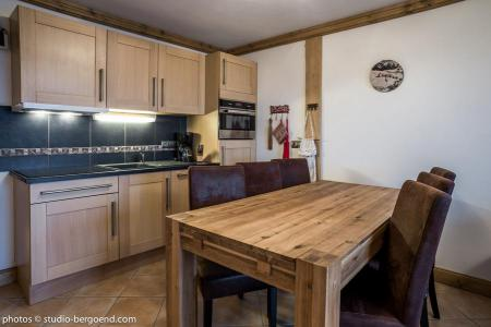Holiday in mountain resort 3 room apartment 7 people (18B) - La Résidence l'Iseran - Les Arcs - Accommodation