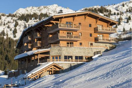Holiday in mountain resort 4 room apartment 6 people (41) - La Résidence l'Iseran - Les Arcs