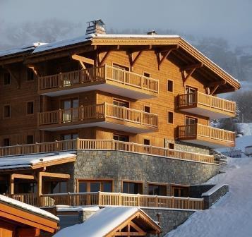 Holiday in mountain resort La Résidence l'Iseran - Les Arcs