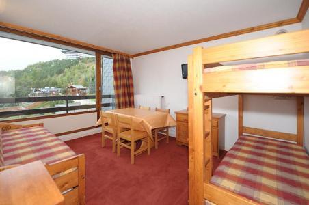 Holiday in mountain resort 2 room apartment 4 people (228) - La Résidence la Chavière - Les Menuires - Living room