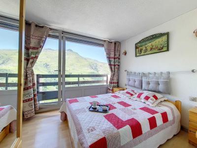 Holiday in mountain resort 2 room apartment 5 people (635) - La Résidence la Chavière - Les Menuires - Bedroom