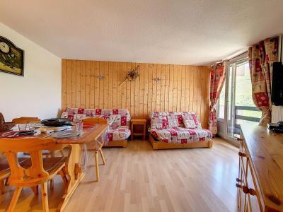 Holiday in mountain resort 2 room apartment 5 people (635) - La Résidence la Chavière - Les Menuires - Table