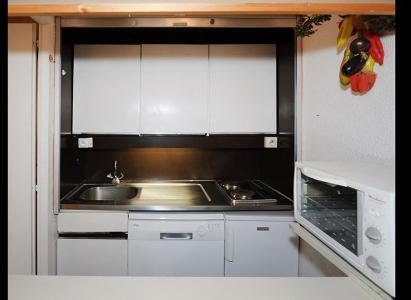 Holiday in mountain resort 2 room apartment 5 people (721) - La Résidence la Chavière - Les Menuires - Kitchen
