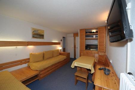 Holiday in mountain resort 2 room apartment 5 people (721) - La Résidence la Chavière - Les Menuires - Living room