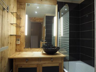Holiday in mountain resort 2 room apartment cabin 5 people (020) - La Résidence la Chavière - Les Menuires - Accommodation