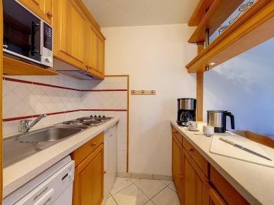 Vacances en montagne Appartement 2 pièces 5 personnes (635) - La Résidence la Chavière - Les Menuires