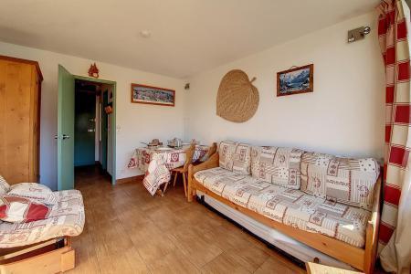 Vacances en montagne Studio 3 personnes (734) - La Résidence la Chavière - Les Menuires