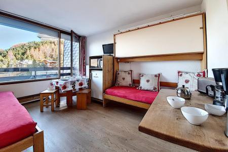 Vacances en montagne Appartement 2 pièces 4 personnes (128) - La Résidence la Chavière - Les Menuires - Plan