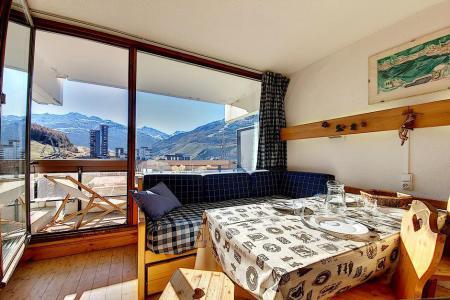 Vacances en montagne Studio 4 personnes (517) - La Résidence la Chavière - Les Menuires