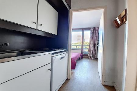 Vacances en montagne Appartement 2 pièces 4 personnes (128) - La Résidence la Chavière - Les Menuires - Banquette