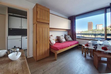 Vacances en montagne Appartement 2 pièces 4 personnes (128) - La Résidence la Chavière - Les Menuires - Canapé