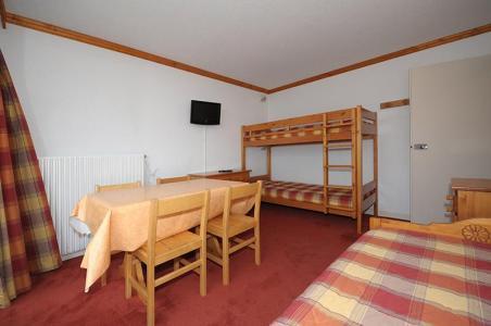 Vacances en montagne Appartement 2 pièces 4 personnes (228) - La Résidence la Chavière - Les Menuires - Lits superposés