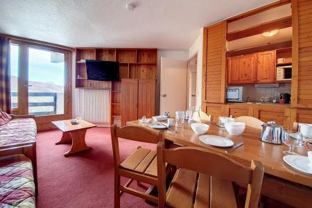 Vacances en montagne Appartement 2 pièces 5 personnes (435) - La Résidence la Chavière - Les Menuires - Lits superposés