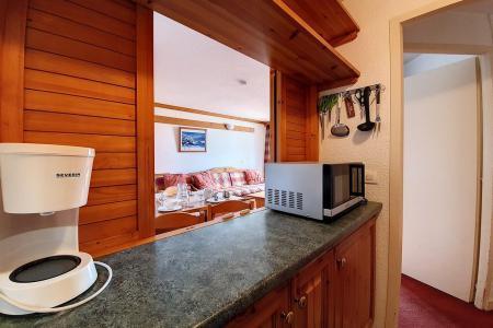 Vacances en montagne Appartement 2 pièces 5 personnes (435) - La Résidence la Chavière - Les Menuires - Salle à manger