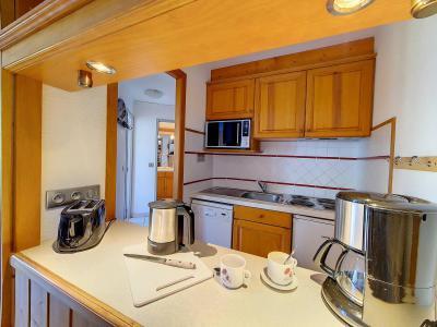 Vacances en montagne Appartement 2 pièces 5 personnes (635) - La Résidence la Chavière - Les Menuires - Banquette-lit
