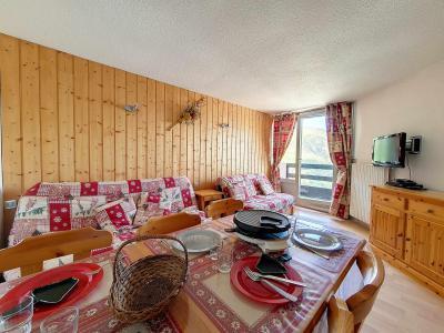 Vacances en montagne Appartement 2 pièces 5 personnes (635) - La Résidence la Chavière - Les Menuires - Coin repas