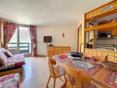 Vacances en montagne Appartement 2 pièces 5 personnes (635) - La Résidence la Chavière - Les Menuires - Plaques électriques