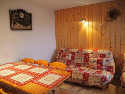 Vacances en montagne Appartement 2 pièces 5 personnes (635) - La Résidence la Chavière - Les Menuires - Table