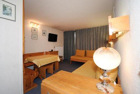 Vacances en montagne Appartement 2 pièces 5 personnes (721) - La Résidence la Chavière - Les Menuires - Table