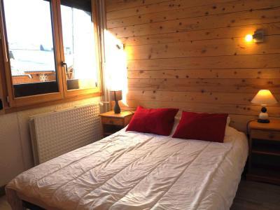 Vacances en montagne Appartement 2 pièces cabine 5 personnes (020) - La Résidence la Chavière - Les Menuires - Chambre