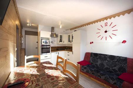 Vacances en montagne Appartement 2 pièces cabine 5 personnes (020) - La Résidence la Chavière - Les Menuires - Salle à manger
